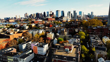 View Of The Wonderful City Boston