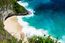 ペニダ島の海の風景