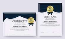 Abstract Certificate Award Template