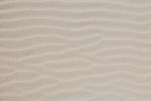 Sand Dunes And Beach Texture Background
