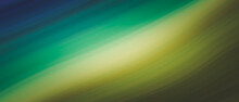 Abstract Blue Green Yellow Brown Gradient Background