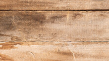 Wooden Old Background. Old Gray Wooden Fence, Unpainted