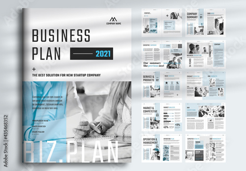 Business Plan Layout