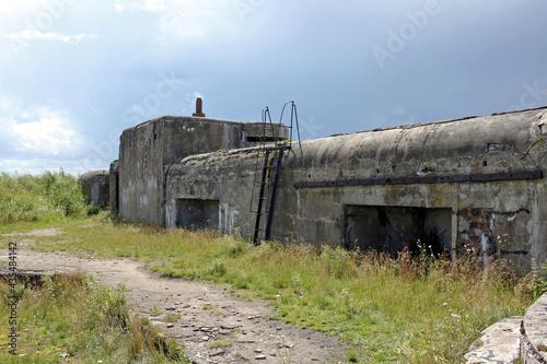 Stampa su Tela Fort 3 Graf Milutin in Kronstadt, Russia
