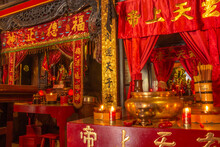 Chinese Temple, Klenteng In Indonesia