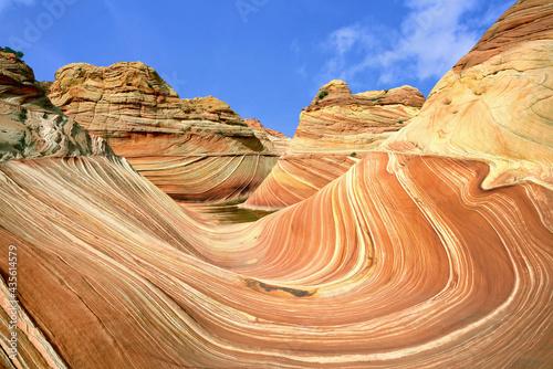 Vermilion Cliffs National Monument , Buttes Coyote Fototapet