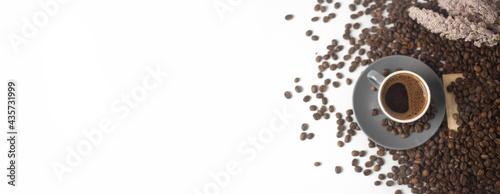 Foto Black coffee