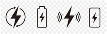 Abstract Power Vector Icon