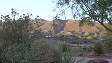 El Paso Texas Franklin Mountains Daylight