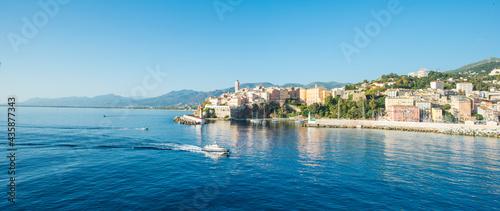 Fotografie, Obraz Hafen von Bastia