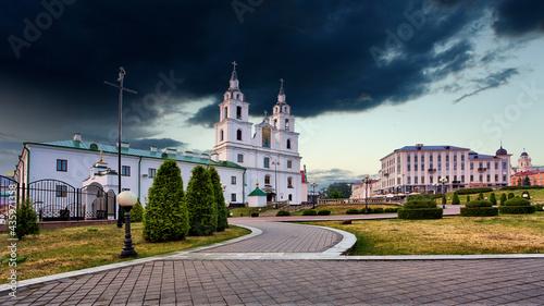 Obraz na plátně Minsk, Belarus
