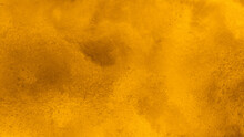 Polished, Metallic Gold Texture. A Golden Surface For Gloss, Glistening Backgrounds.