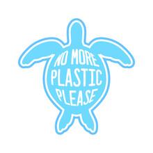 Font Design No More Plastic Please