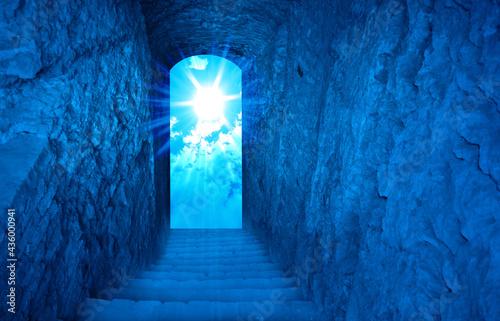 Fotografia Jesus Christ is risen