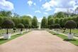 Ansbacher Hofgarten Park in Germany