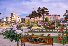 Beautiful Stepanakert City In Artsakh  (Nagorno - Karabakh) Armenia
