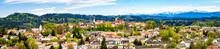 Old Town Of Schongau - Bavaria