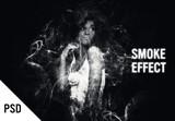 Image to Smoke Effect