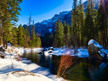 Yosemite National Park, An Icon Of America's Majestic Natural Beauty