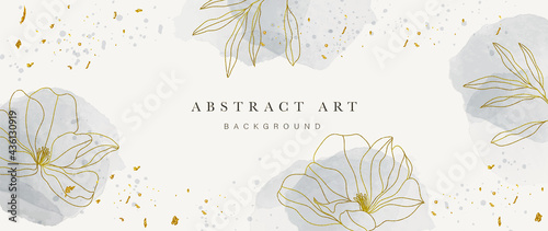 Photo Abstract art background vector