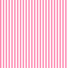 Seamless Striped Pattern With Stylish Colors. White And Pink Stripes. Pretty Texture. Abstract Geometric Wallpaper. Geometric Art. Art Creation. Print For Textiles, Fabrics, Polygraphy, Posters
