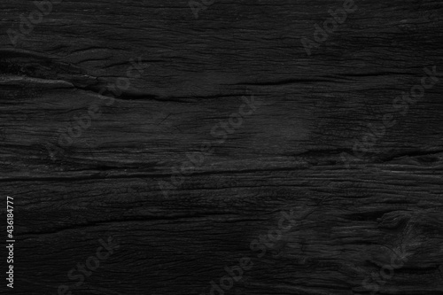 Fotografia Wood Dark background texture. Blank for design