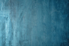 Turquoise Metallic Texture Decorative Plaster.