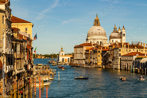 Venezia - Santa Maria della Salute Fototapeta