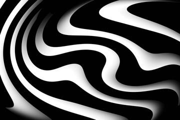 Tło zebra, czarno białe