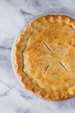 Overhead Images Of Pie