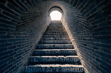 Stairway To The Unknown Space