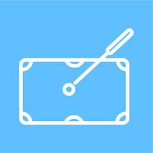 Billiard Sport Icon