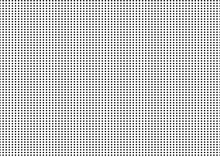 Black Dots Seamless Abstract Pattern On White Background. Vector Illustration.