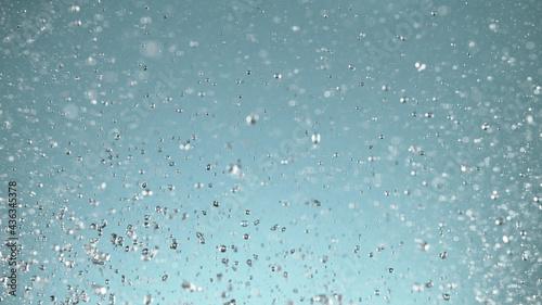 Fotografia Texture of water drops like rain