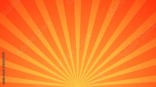 Stampa su Tela Abstract  sunshine summer background