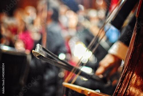 The Power of Music Fototapet