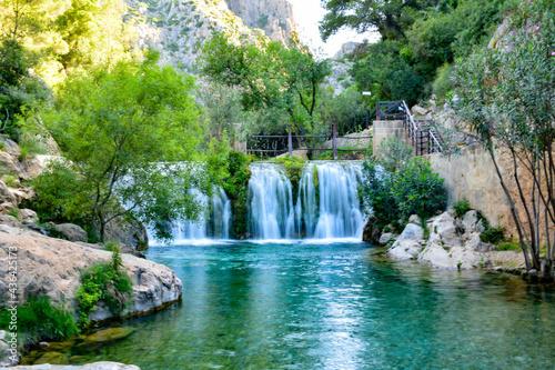 Fotografia La cascada