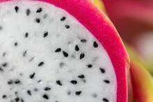 Closeup Of Dragon Fruit