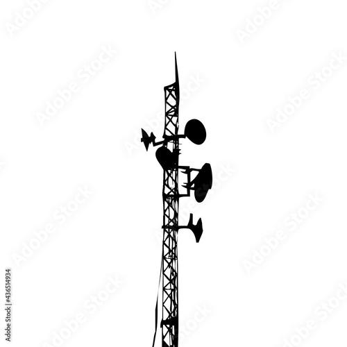 Antenas Fotobehang