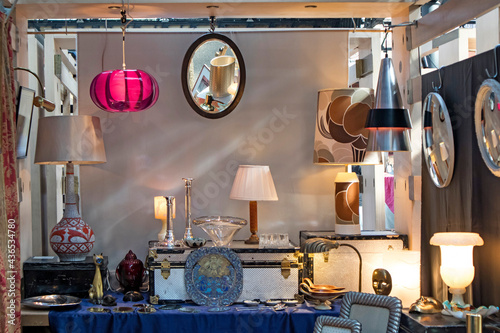 Spitalfields Antique Market Fototapeta