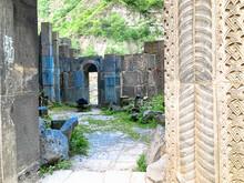 Ruined Parts Of Kobayr Monastery (12th Century), Armenia