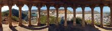 Bundi Town, Taragarh Fort, Rajasthan, India
