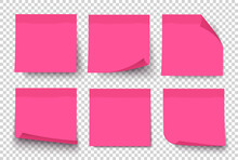 Pink; Rose; Note; Paper; Post; Abstract; Adhesive; Background; Banner; Blank; Board; Bulletin; Card; Color; Communication; Design; Element; Empty; Frame; Green; Heart; Illustration; Isolated; Label; L