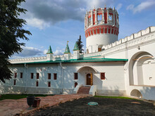 Walls And Tower Of The Novodevichy Convent
