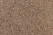 Texture Of Small Colored Stones. Stone Carpet, Stone Paving. Detail Of A Stone Structure.