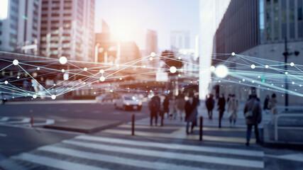 都市とネットワーク ICT IoT