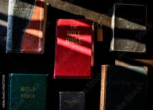 Obraz na płótnie Diverse religious shoot