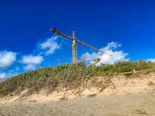 Construction In Coastal South Florida.