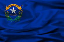 Bandiera Dello Stato Del Nevada