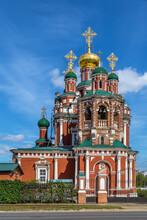 Smolensk Church, Nizhny Novgorod, Russia